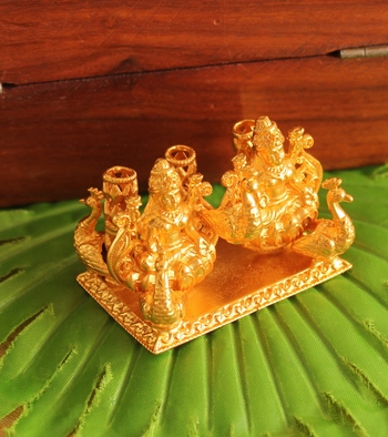 Awesome Matte Finish Lakshmi Dhoop Stand