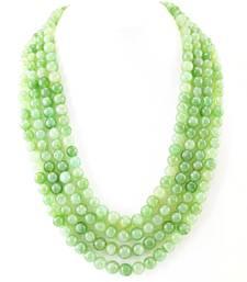 Buy Aquamarine Gem stone Necklace gemstone-necklace online