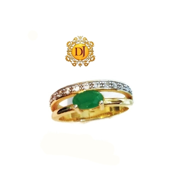 Green AD ring