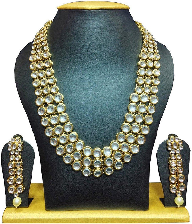 976ace62d6d Bridal Jewelry Kundan Sets