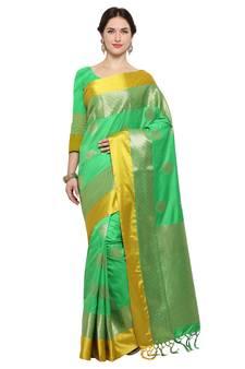 5fb20ee392 Kanchipuram Silk Sarees, Pattu Sarees, Indian Kanjeevaram Sari Online