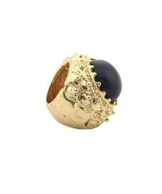 Blue Stone Cocktail Ring(CFR0034)