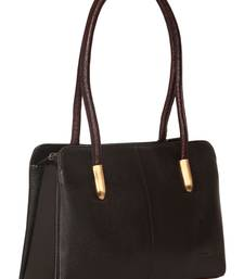 Abeeza excellence draft genuine leather handbag for women