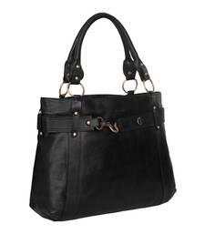 Abeeza outstanding counter genuine leather handbag for women