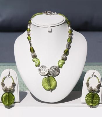 SET 4 - Metallic Green