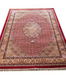 Buy FIROZ & BROTHERS BRAND NEW SILK CARPET TRADITIONAL High Quality Kashmiri Silk Carpet carpet online