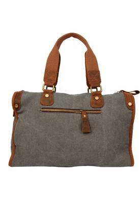 Just Women - Stunning Slate Grey Canvas Handbag