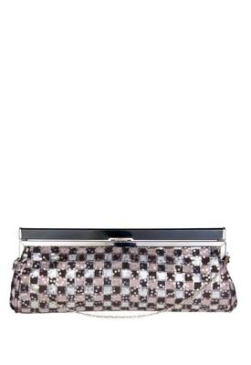 Just Women - Pretty Lilac Colour Clutch