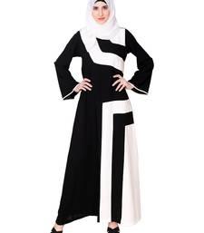 Buy Multi colour premium nida stitched abaya abaya online