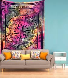 Buy Tapestry Ombre Gift Hippie tapestries Mandala Bohemian Psychedelic Intricate Indian Bedspread tapestry online