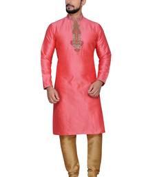 stylish kurta churidar ethnic set