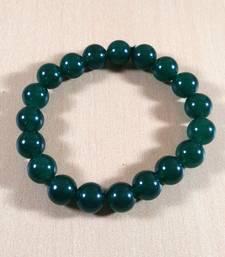 Green Jade Bead Bracelet Bead Size-10mm Gem Bracelet Bracelet Reiki Bracelet