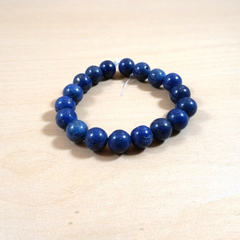 Lapis Lazuli Bead Bracelet Size 8MM Unisex Bracelet Yoga