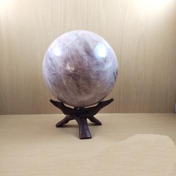 Rose Quartz High Qulaity Gem Sphere Wt. - 150-250gm  Chakra Balancing Reiki