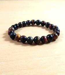 Tiger Eye Bead Bracelet Size 8MM Natural Unisex Bracelet Chakra Balancing  Meditation