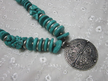 The Turquoise Beauty