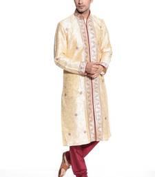 Buy Indian poshakh kurta pajama jal and hand work women-ethnic-wear online