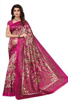 b95e5bc9135d0c Kalamkari Saree - Shop for pure Kalamkari Silk Sarees Online at Best ...