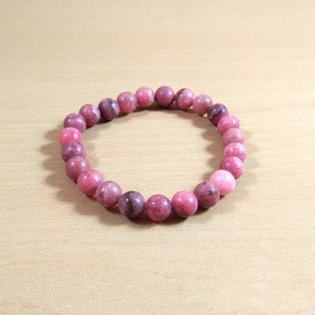 Exclusive Offer!! Rhodochrosite Bracelet Size 8MM Set Of 3