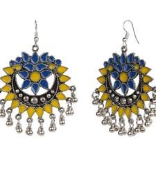 Buy Multicolor crystal danglers-drops danglers-drop online