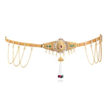 Sukkhi Classy Gold Plated Kamarband for women