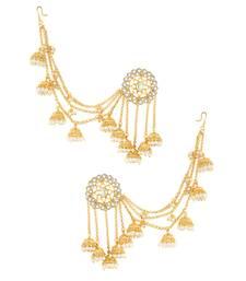 Buy Sukkhi Stylish Zhumki Design Earcuff for women ear-cuff online