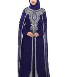 Buy Bridal Wear kaftan With Unique Embroidery Design islamic-kaftan online