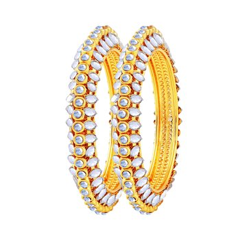 Gold Diamond Bangles And Bracelets
