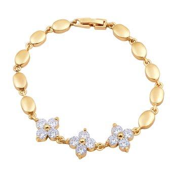 Gold diamond bangles-and-bracelets