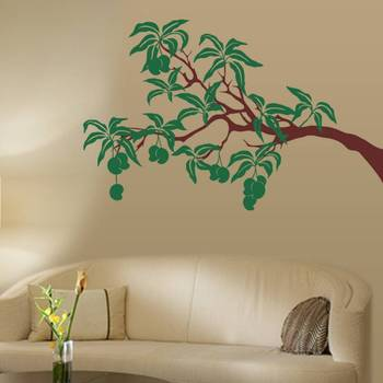 mango tree branch Large