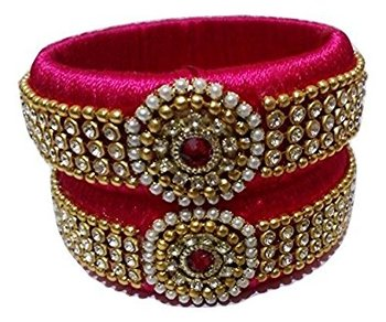 Red diamond bangles-and-bracelets