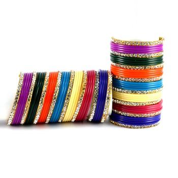 Wonderful Multi Color Bangles
