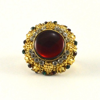 Vidhya Kangan Antiqe Ring Adjustable