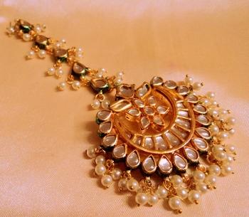 Padmawati Royal Big Maangtikka