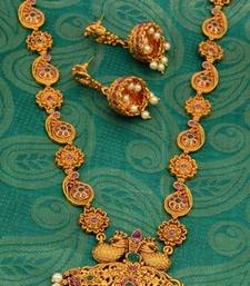Buy Alankruthi Exclusive Necklace Collection necklace-set online