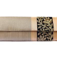Buy Golden Polyester designer clutches clutch online