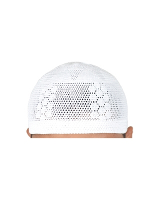 Brand new mens islamic prayer cap muslim topi skull hat kufi style head -  Style In Banaras - 2498294 aee4305e5c