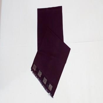 Purple  cotton Islamic Style Stole Daily Wear Arabian Hijab