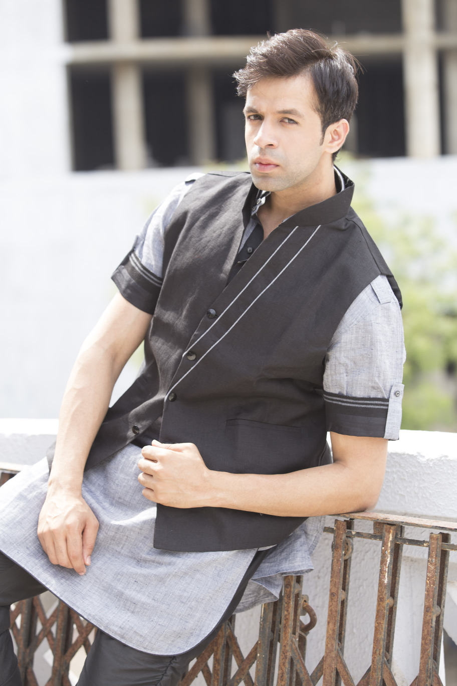 Kurta Pajama Nehru Jacket Jacket Kurta-pajama Online