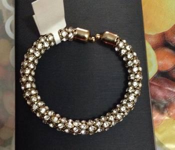 Valentine stone bracelet