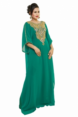Modern kaftan at less price by mehreen creation for women dress
