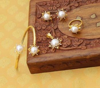 White Agate Bracelets