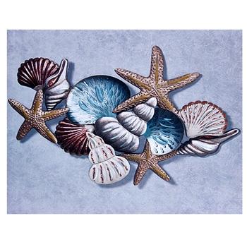 Shells  Star Fish Canvas Painting