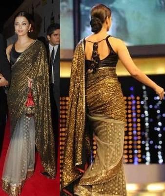 Celebrity Saree