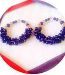 Buy Blue earrings Earring online