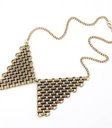 Buy The Golden Mesh(CFN0157) Necklace online