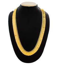 Buy Gold diamond necklaces women-ethnic-wear online