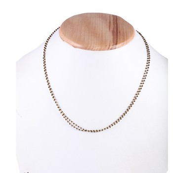 Simple Designer Mangalsutr for office or casual wear