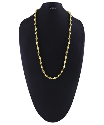 Ethnic Kolhapuri Gold Plated Bormal/Necklace For Womens