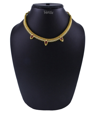 Traditional Handmade Jewellery Thushi Necklace/Haar For Womens